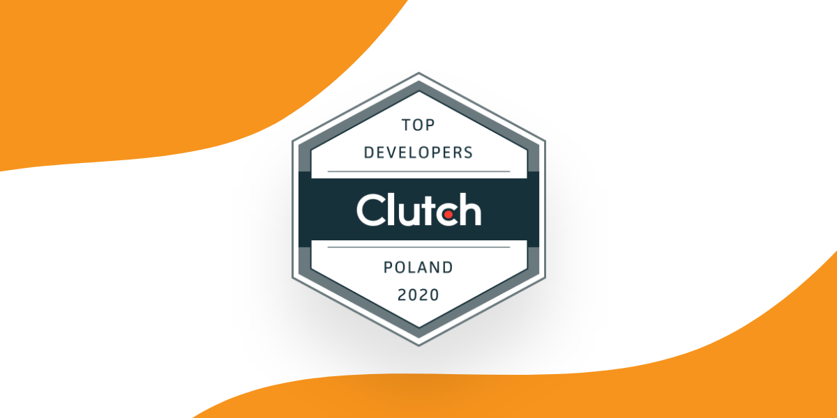 Bright Inventions recognised by Clutch as amongst the Top App Developers in Poland in 2020
