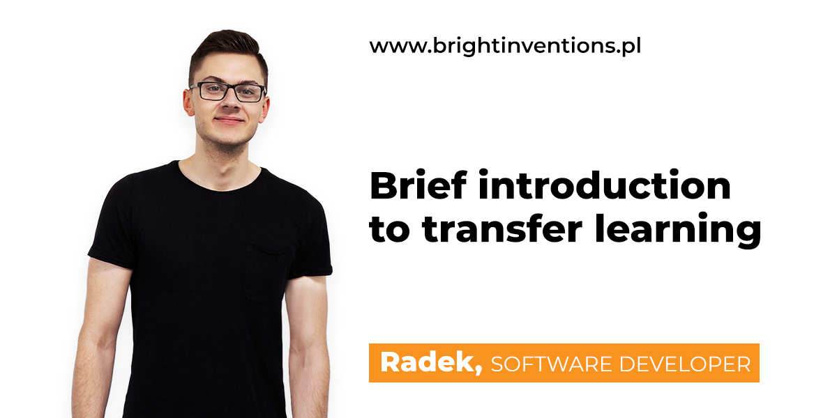 Brief introduction to transfer learning