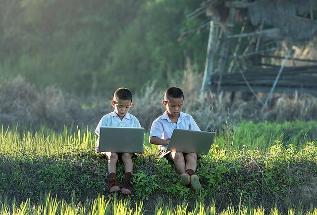 Children and programming