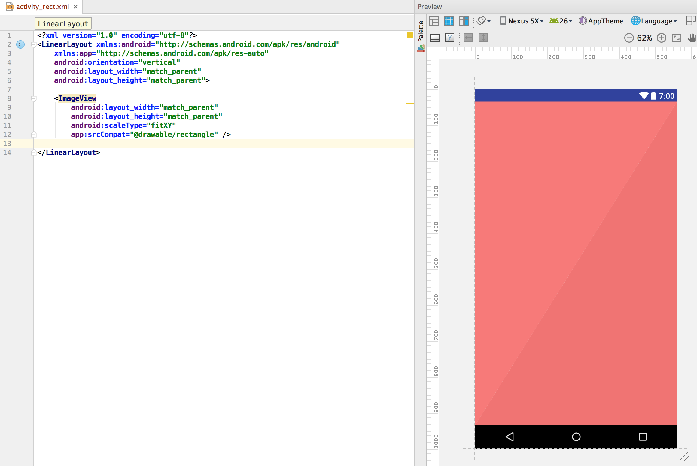 Creating simple vector drawables in Android Studio | Bright