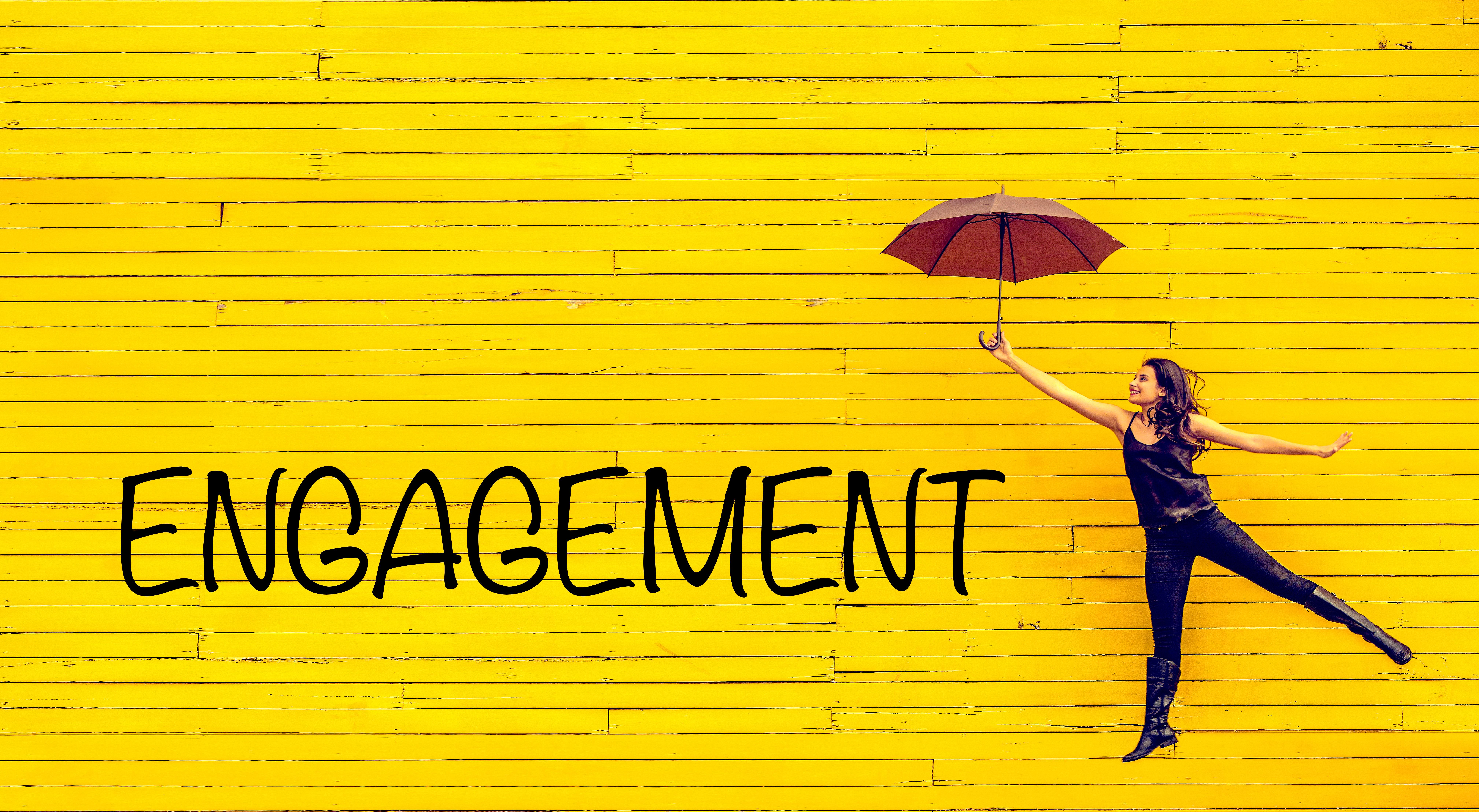 Engagement is not an act, but a habit