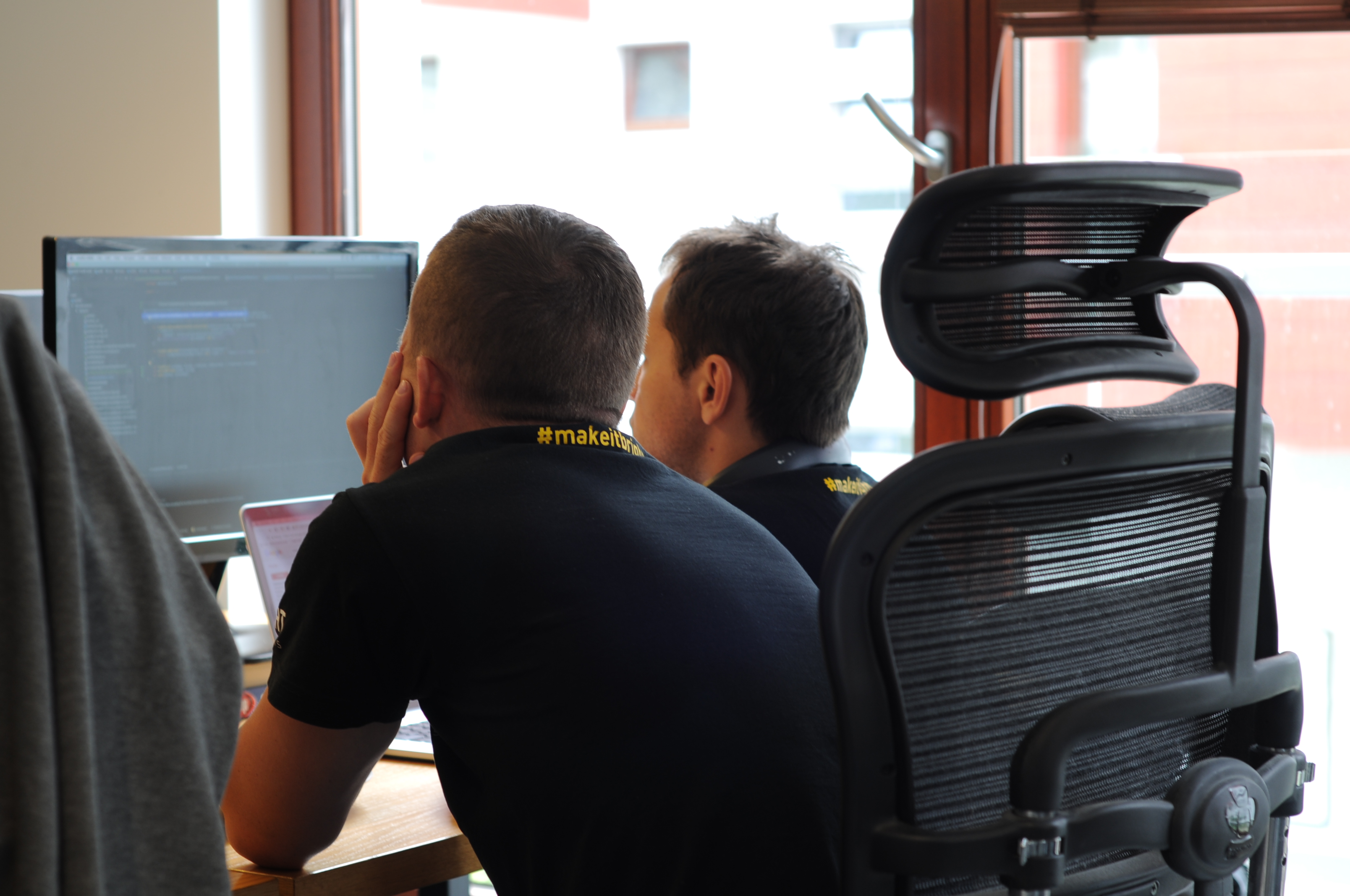 Make IT Bright - Join our Developer's Team