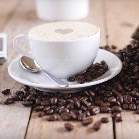 Coffee machine integration app