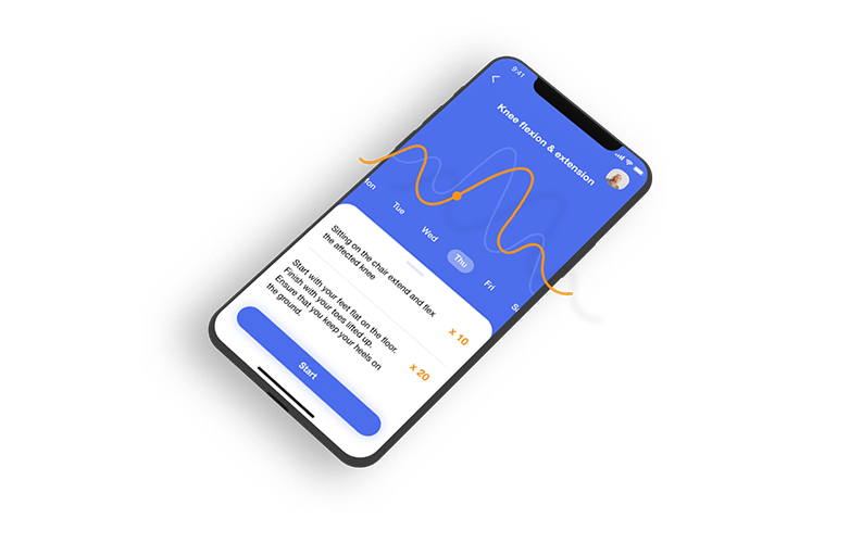 Mobile Therapy App